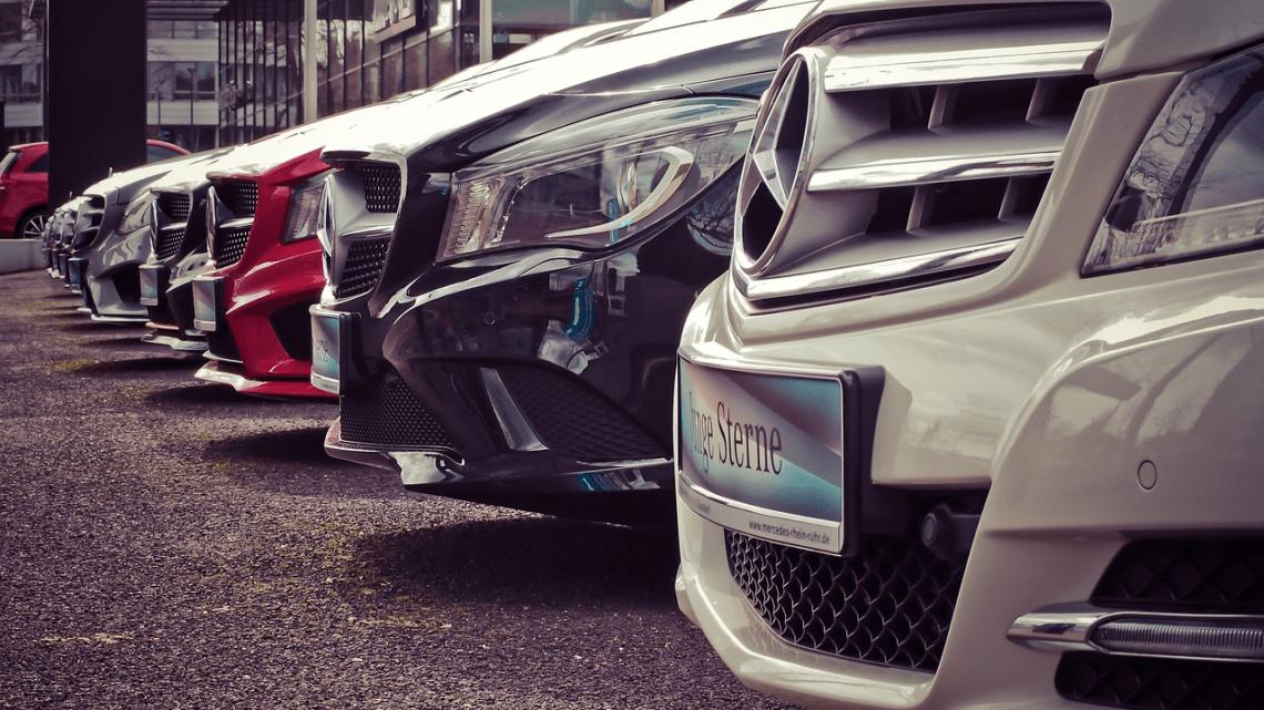 Er det på tide med en ny bil?