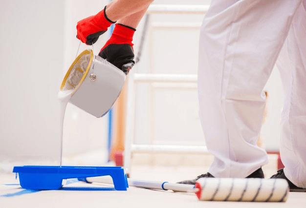 Maling kan gøre underværker i boligen