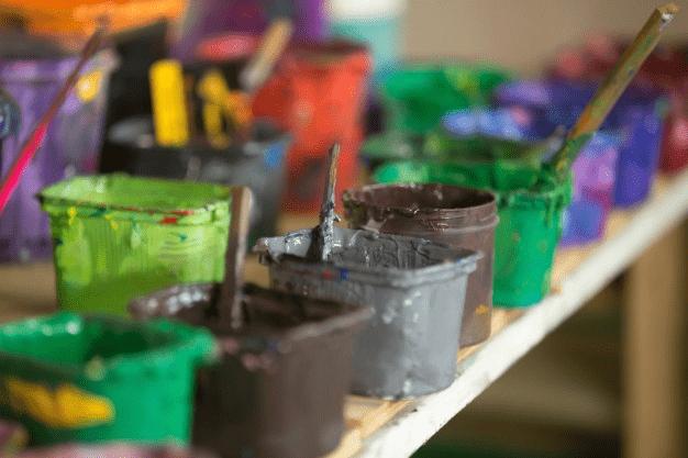 Sådan kan selvlysende maling give et unikt look til enhver anvendelse