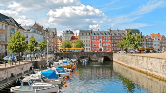 Tag på ferie i Danmark