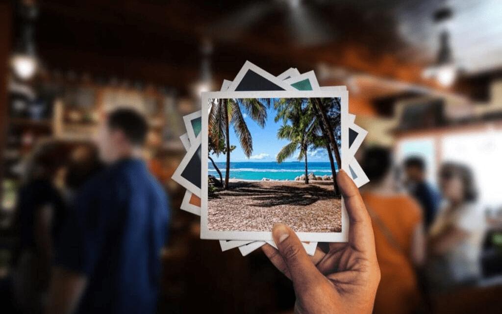 To forskellige måder at holde ferie på