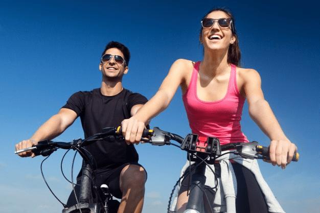 Tag på cykelferie på Fanø